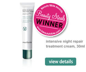 intensive night repair treatment cream, 30ml