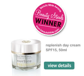 replenish day cream SPF15, 50ml